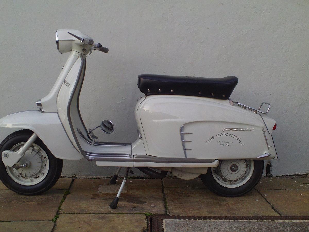 1968 LAMBRETTA SX150 SOLD (picture 3 of 6)