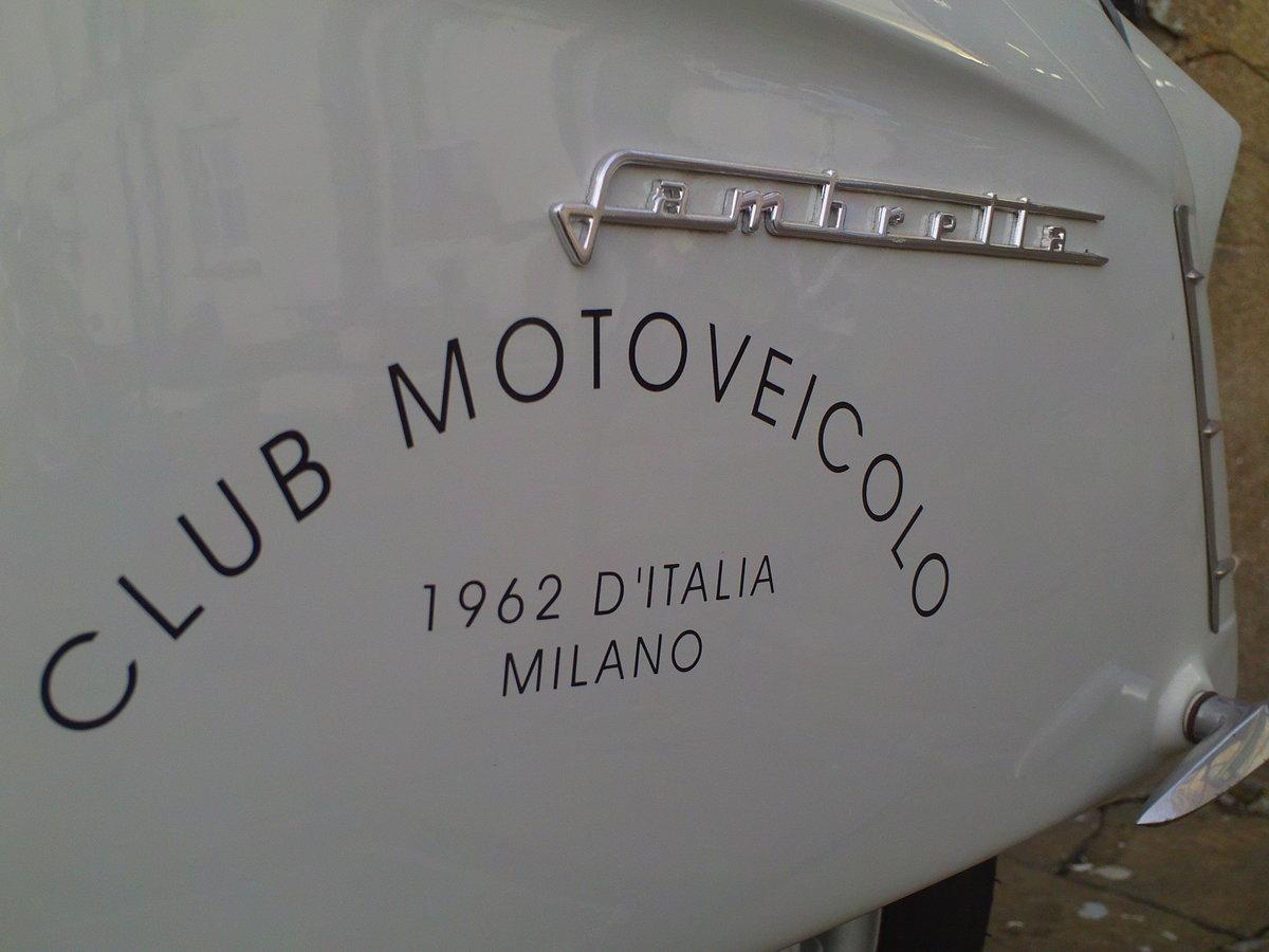 1968 LAMBRETTA SX150 SOLD (picture 6 of 6)