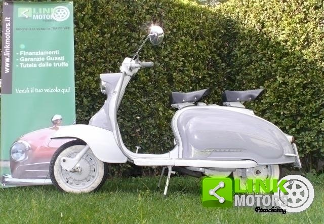1959 LAMBRETTA 125 Li 1° Serie For Sale (picture 1 of 6)