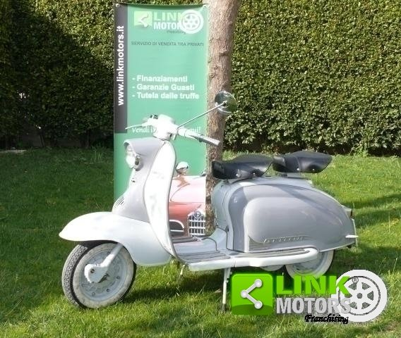 1959 LAMBRETTA 125 Li 1° Serie For Sale (picture 2 of 6)