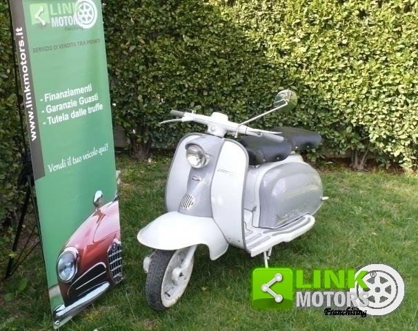 1959 LAMBRETTA 125 Li 1° Serie For Sale (picture 3 of 6)