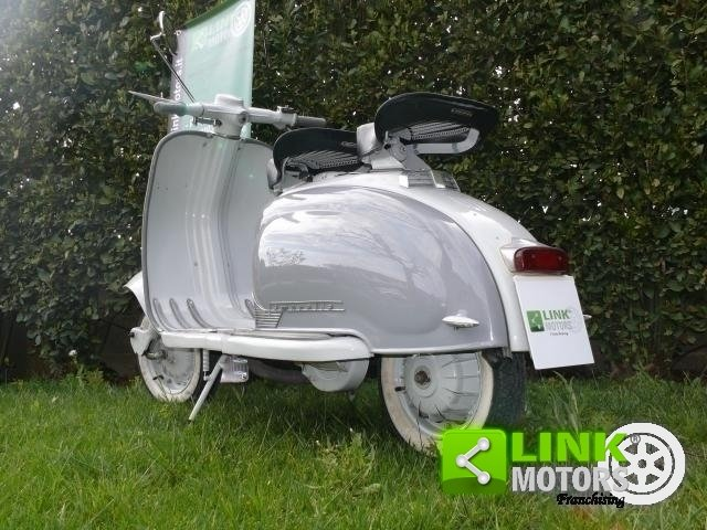 1959 LAMBRETTA 125 Li 1° Serie For Sale (picture 5 of 6)