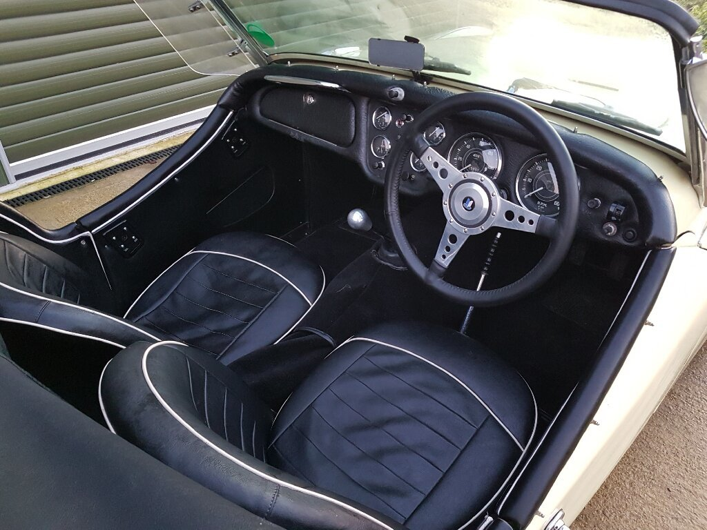 1959 TRIUMPH TR3A 2.0LTR Roadster, Overdrive, Beautiful Condition For Sale (picture 5 of 6)