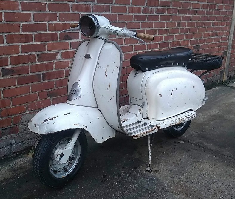 1960 LAMBRETTA 175 TV SERIE 2  For Sale (picture 1 of 6)
