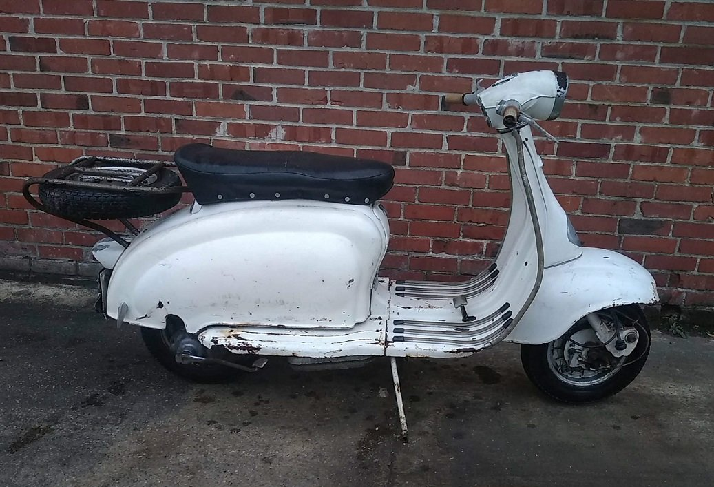 1960 LAMBRETTA 175 TV SERIE 2  For Sale (picture 6 of 6)