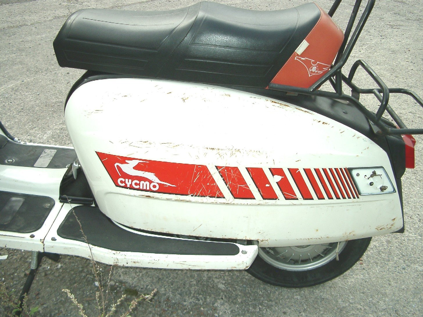 1980 UNIQUE CYCMO 150 SPE For Sale (picture 4 of 5)