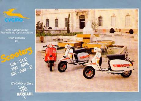 1980 UNIQUE CYCMO 150 SPE For Sale (picture 5 of 5)