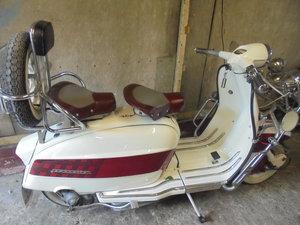 1958 lambretta scooters