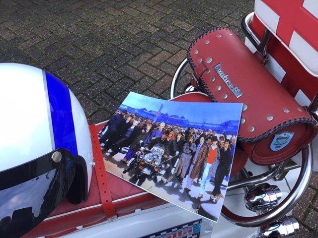 1963 Lambretta Scooter 175cc For Sale (picture 3 of 6)