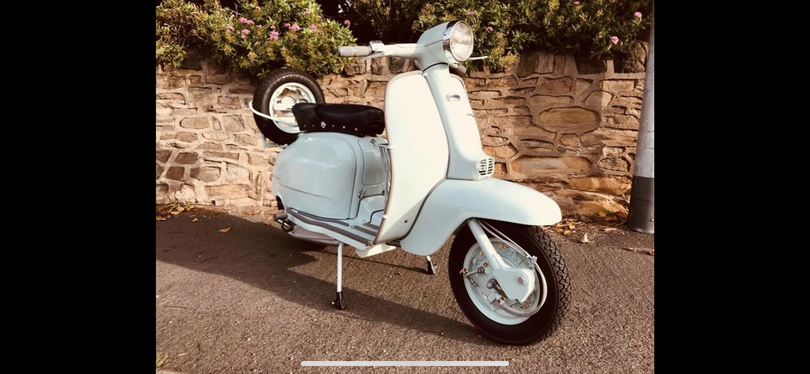 1960 Lambretta Vespa scomadi lml scooters  For Sale (picture 1 of 6)
