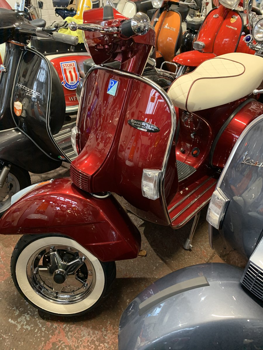 1960 Lambretta Vespa scomadi lml scooters  For Sale (picture 3 of 6)
