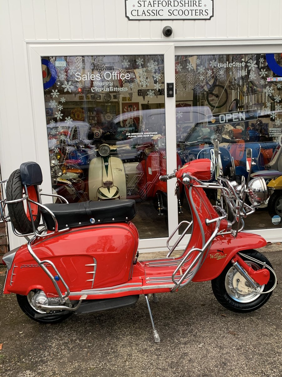 1960 Lambretta Vespa scomadi lml scooters  For Sale (picture 5 of 6)