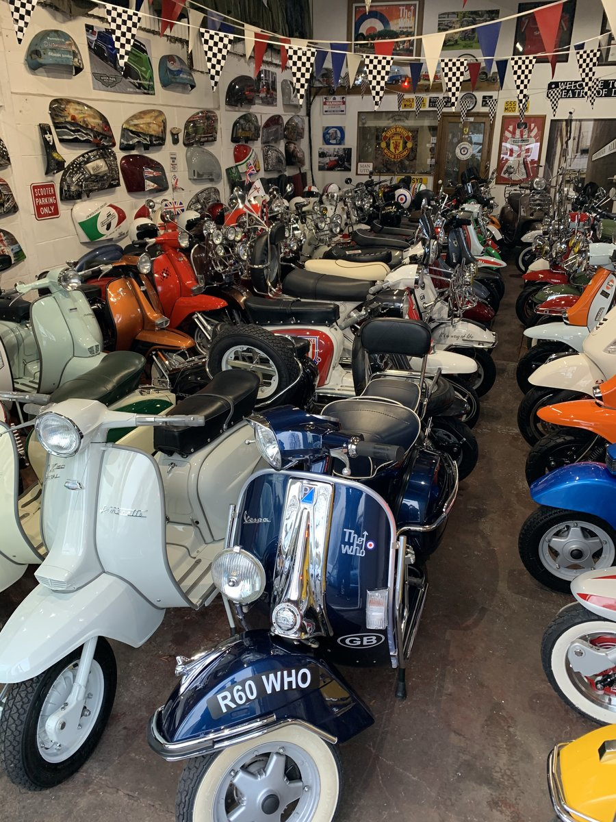 1960 Lambretta Vespa scomadi lml scooters  For Sale (picture 6 of 6)