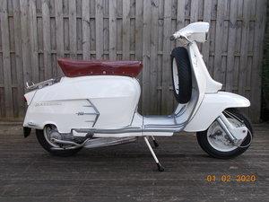 1966 LAMBRETTA SX 200 ITALIAN For Sale