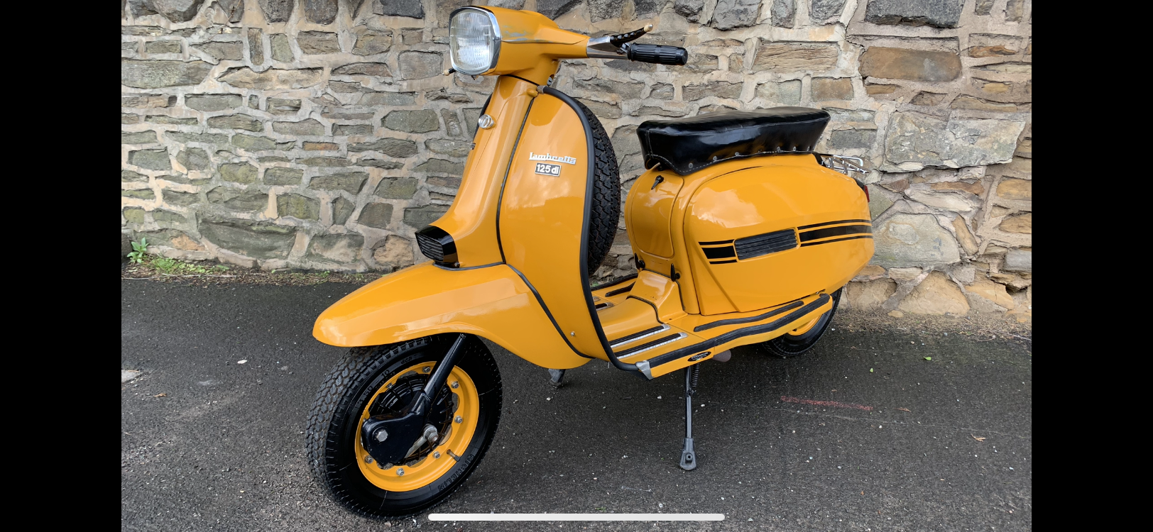 1969 Gp 125 For Sale (picture 1 of 6)