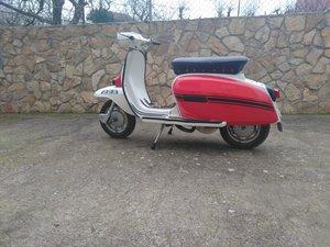 1966 Lambretta in very good condition