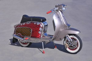 1964 LAMBRETTA 150 Li CUSTOM For Sale