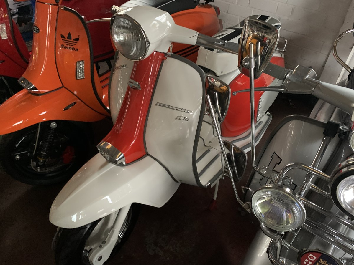 1962 Lambretta li 125  special  For Sale (picture 1 of 3)