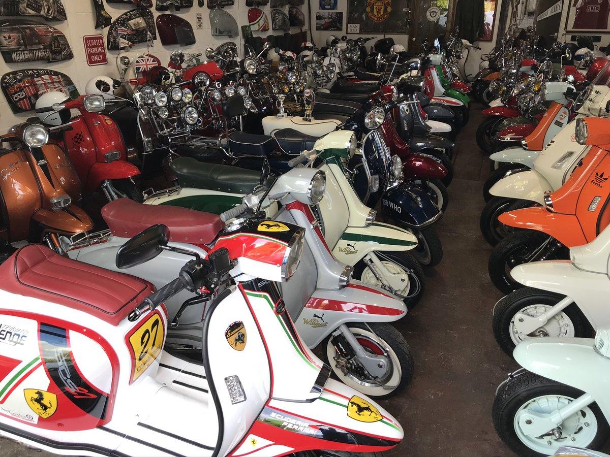 "1963 Lambretta li 125 /200 cc Italian scooter ""OTHERS IN STOCK"" For Sale (picture 2 of 6)"