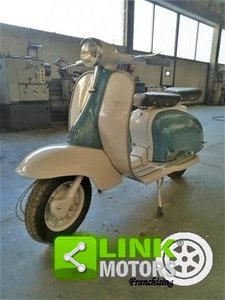 INNOCENTI LAMBRETTA 1961 RESTAURATA A NUOVO For Sale