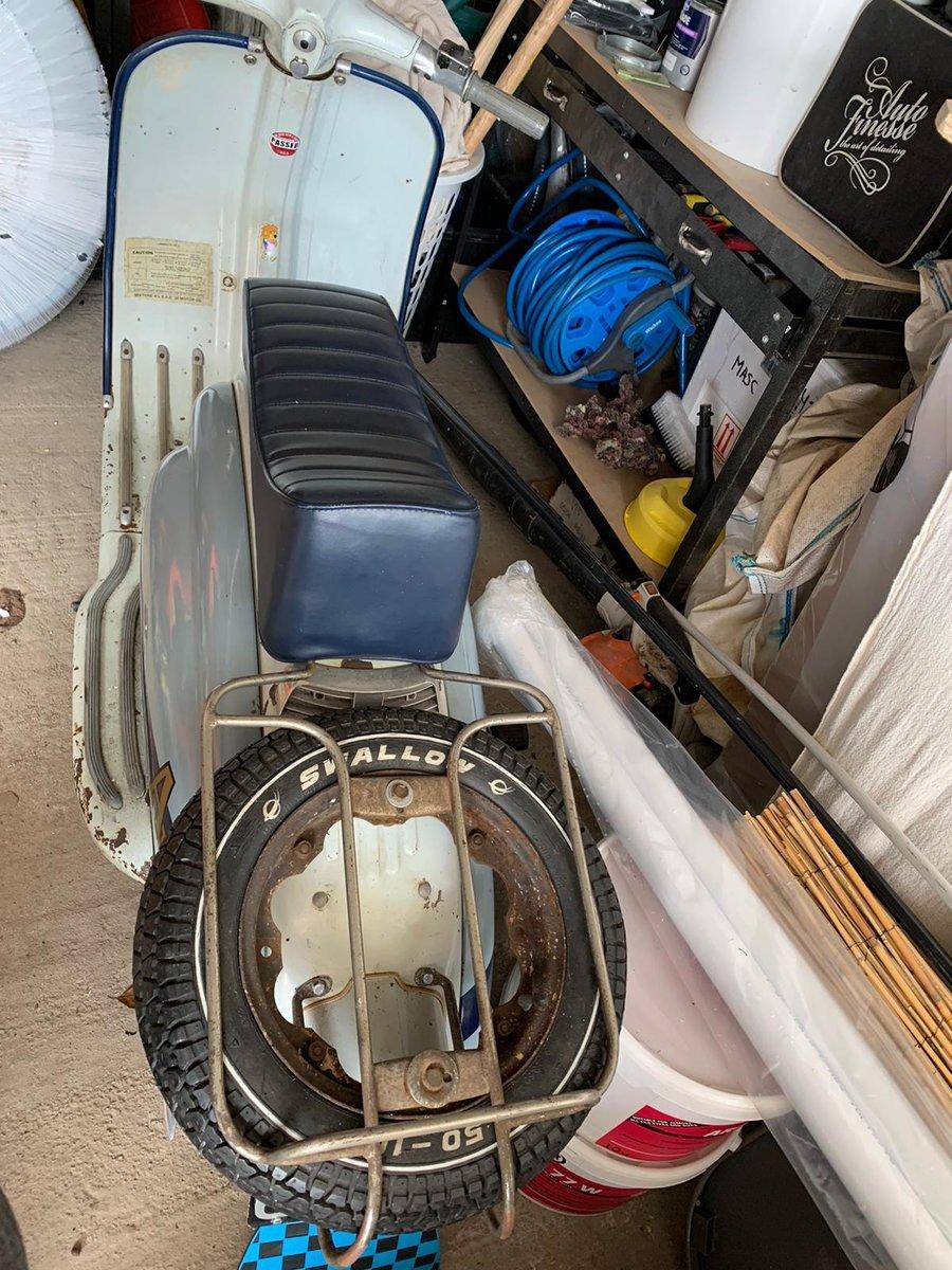 1963 Lambretta LI 150 For Sale (picture 3 of 4)