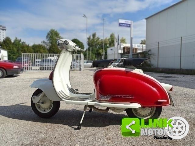 1960 LAMBRETTA LI 150 For Sale (picture 1 of 6)