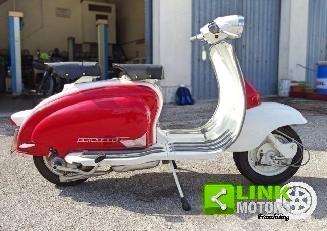 1960 LAMBRETTA LI 150 For Sale (picture 6 of 6)