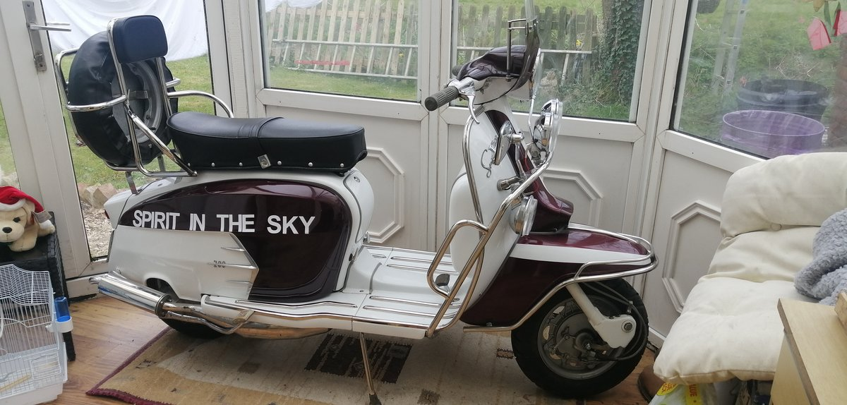 1966 lambretta  li 150 special For Sale (picture 1 of 1)