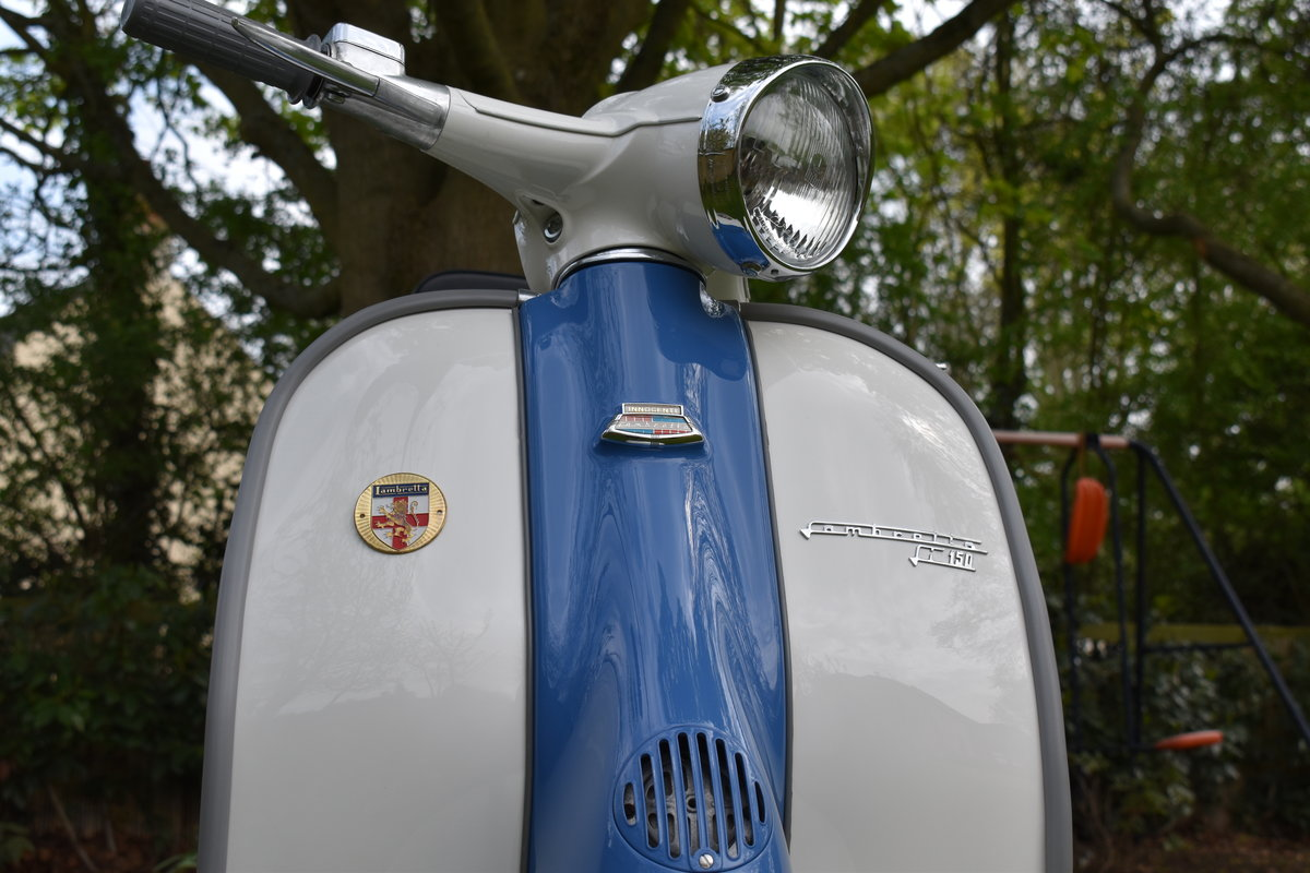 1959 Brand New Li 150  For Sale (picture 1 of 6)
