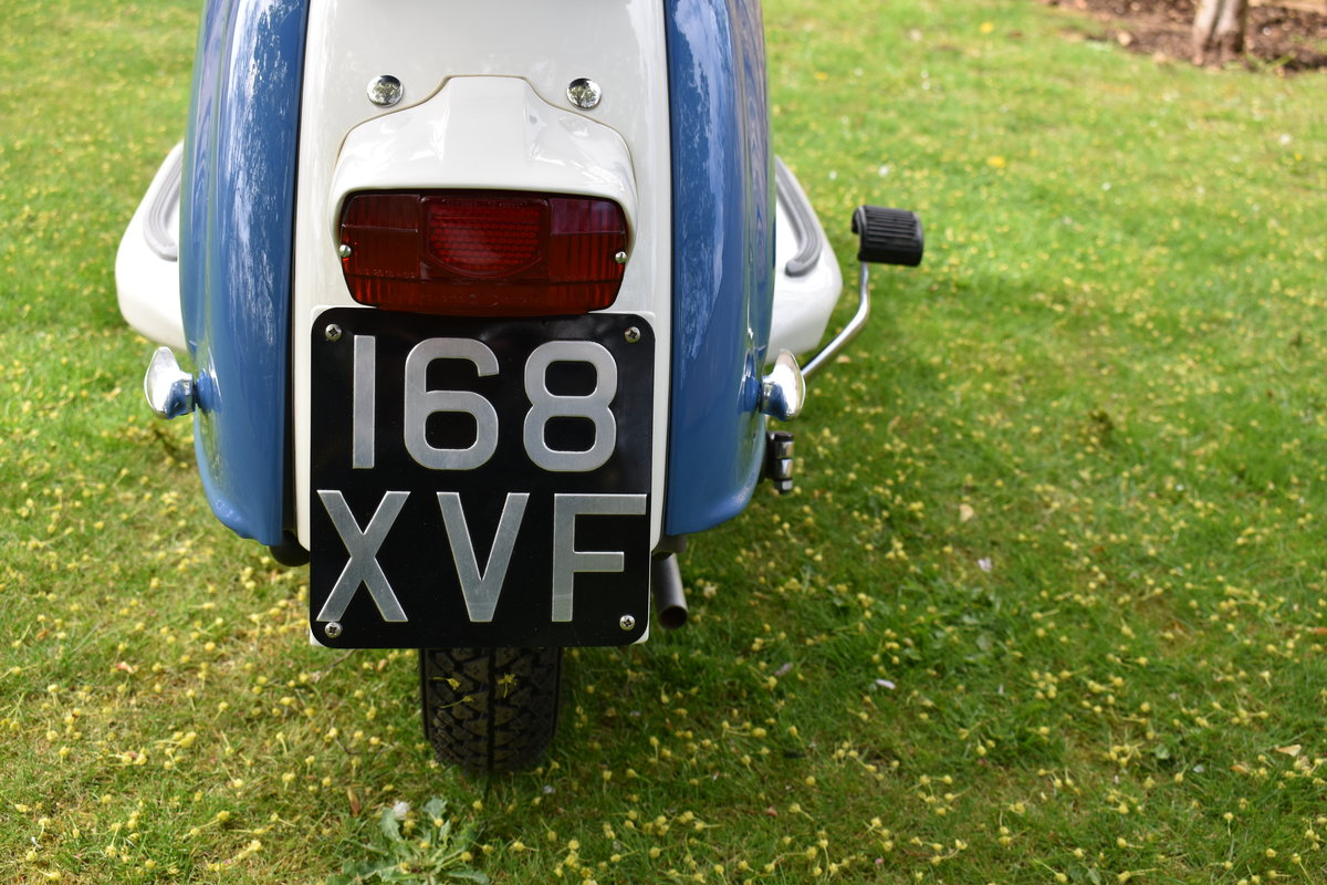 1959 Brand New Li 150  For Sale (picture 4 of 6)