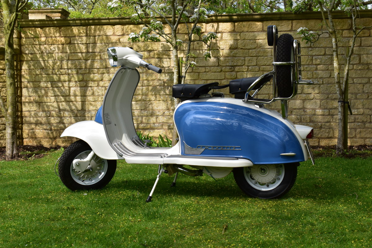 1959 Brand New Li 150  For Sale (picture 6 of 6)
