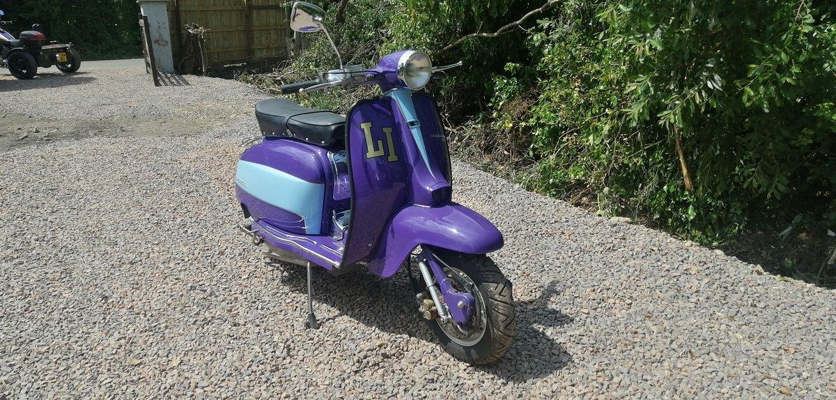 1964 lambretta  li 150 For Sale (picture 1 of 6)