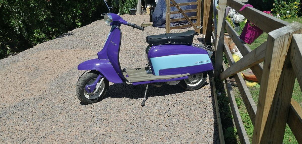 1964 lambretta  li 150 For Sale (picture 2 of 6)