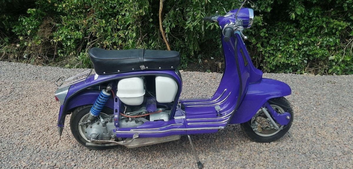 1964 lambretta  li 150 For Sale (picture 3 of 6)
