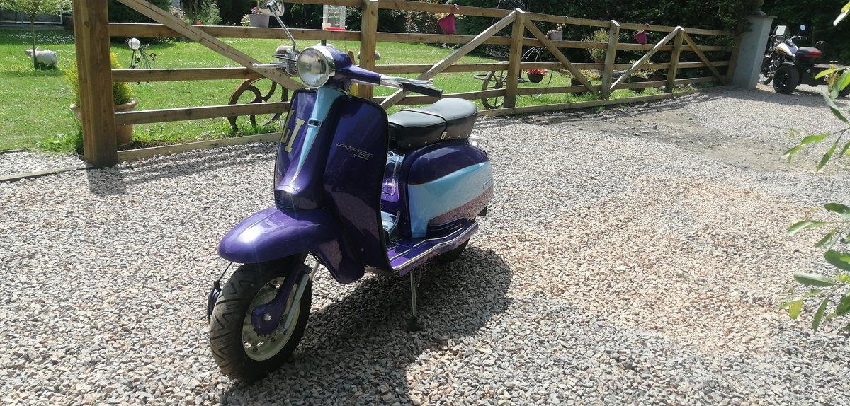 1964 lambretta  li 150 For Sale (picture 5 of 6)