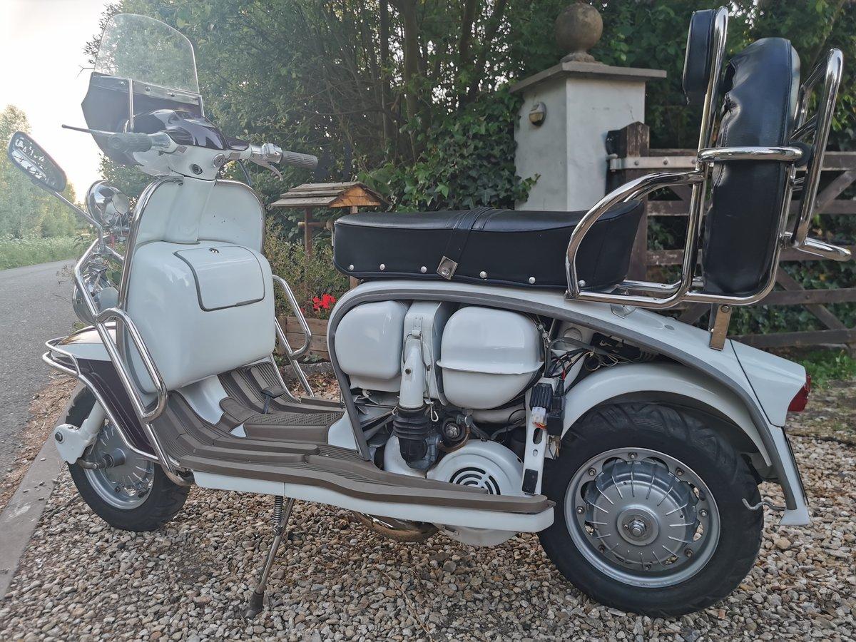 1966 lambretta  li special 150 For Sale (picture 4 of 6)