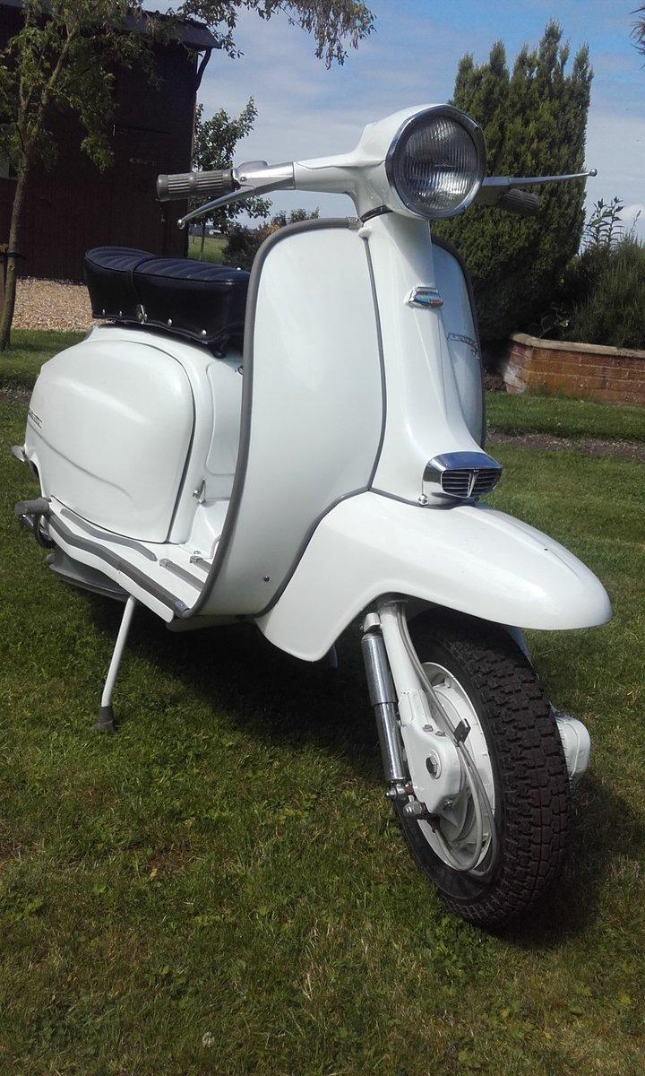 1963 Lambretta Tv175 For Sale (picture 1 of 6)