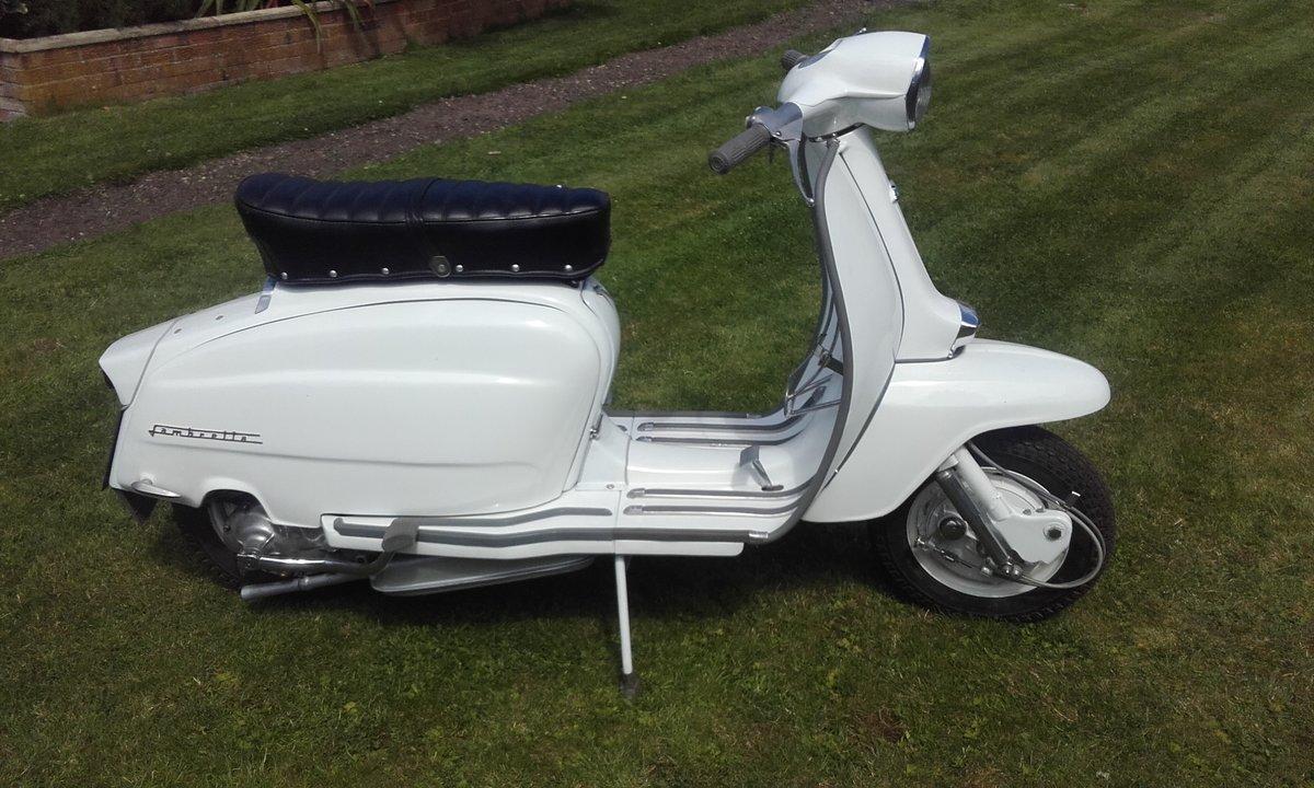 1963 Lambretta Tv175 For Sale (picture 2 of 6)