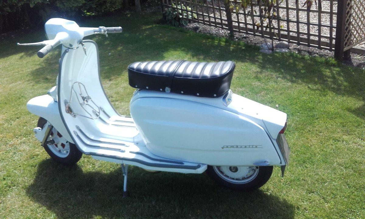 1963 Lambretta Tv175 For Sale (picture 4 of 6)