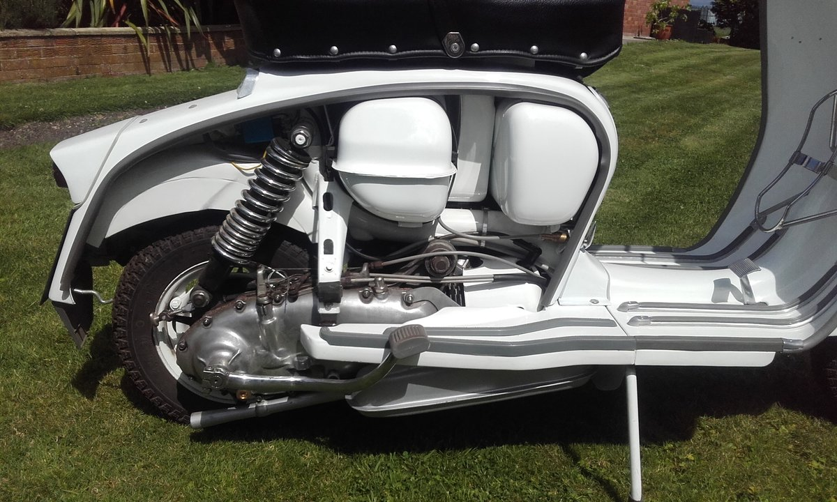 1963 Lambretta Tv175 For Sale (picture 6 of 6)
