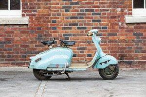 c.1958 Innocenti Lambretta 150LD