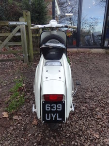 Lambretta Li150 Genuine Italian model UK reg