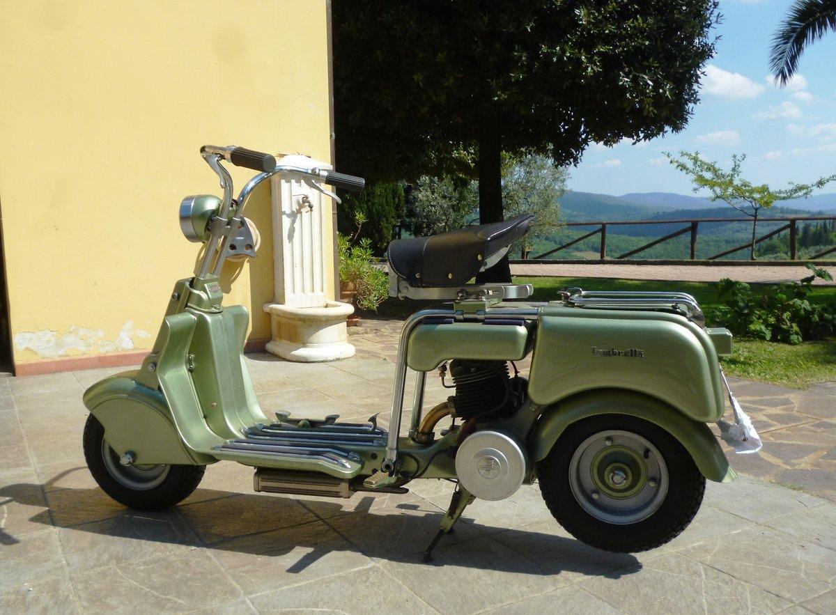 1948 Lambretta 125 A For Sale (picture 3 of 6)