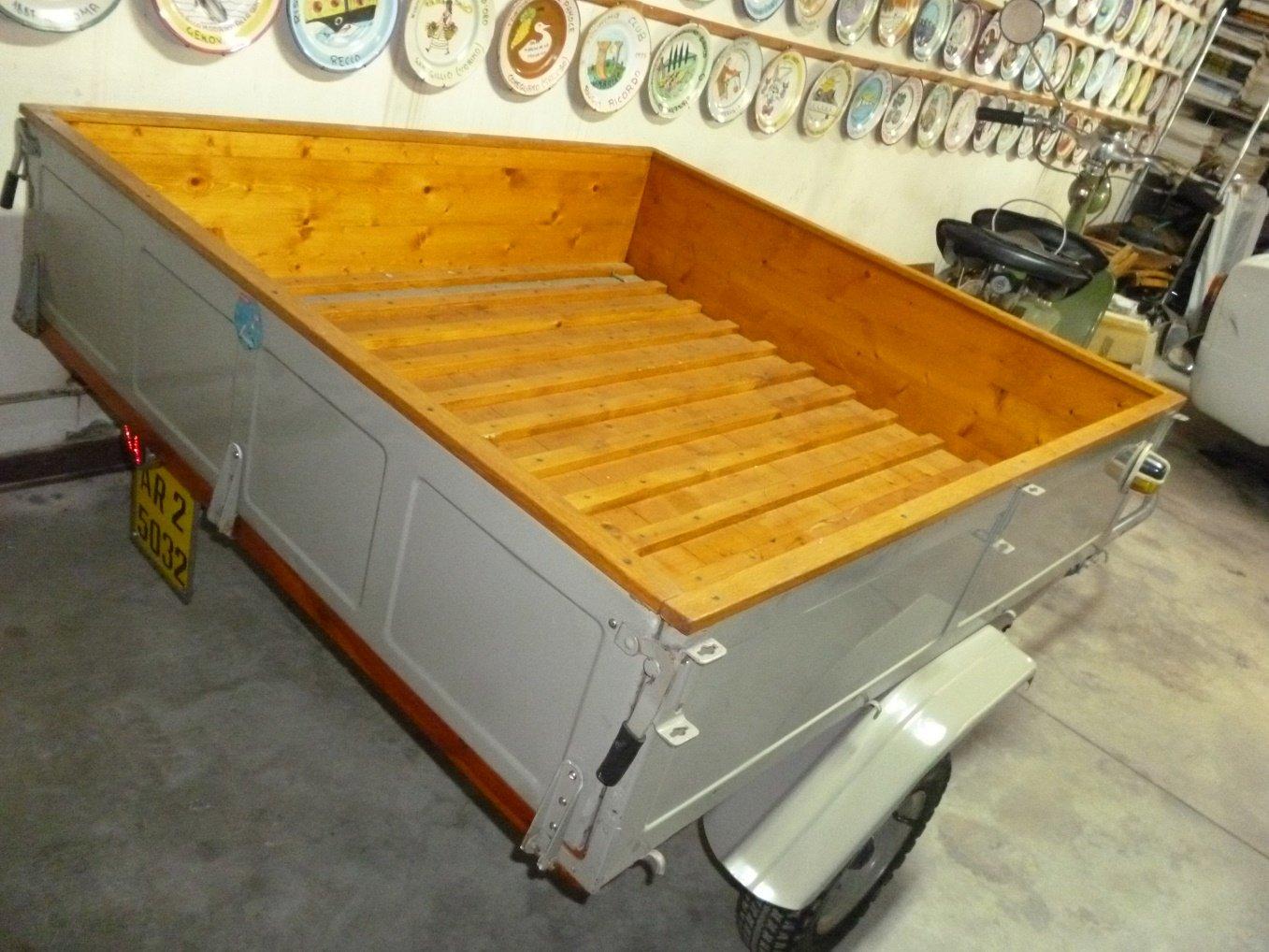1954 Lambretta 150 D trailer For Sale (picture 3 of 6)
