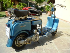 Lambretta 125 B