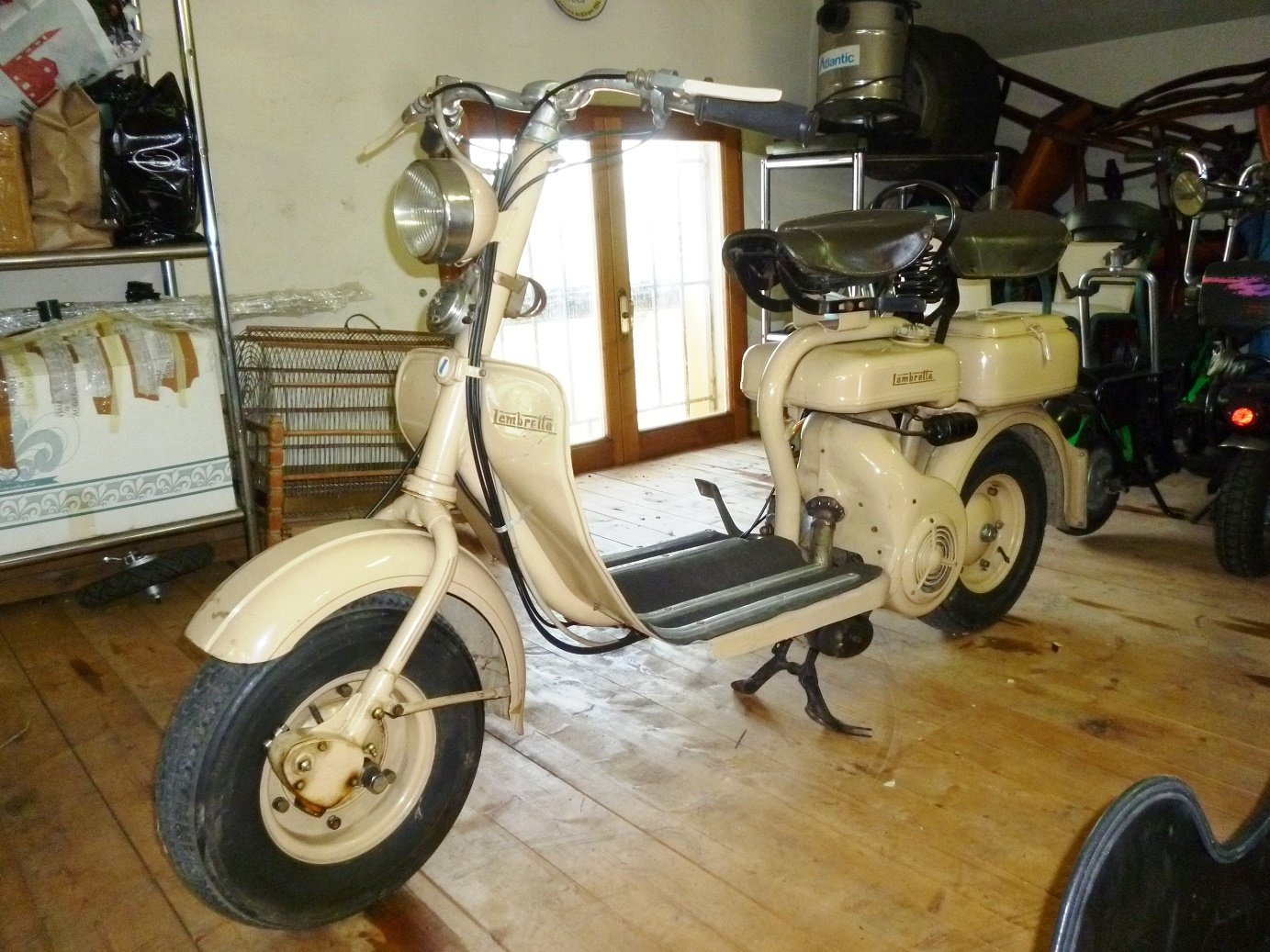 1955 Lambretta 150 D For Sale (picture 2 of 6)