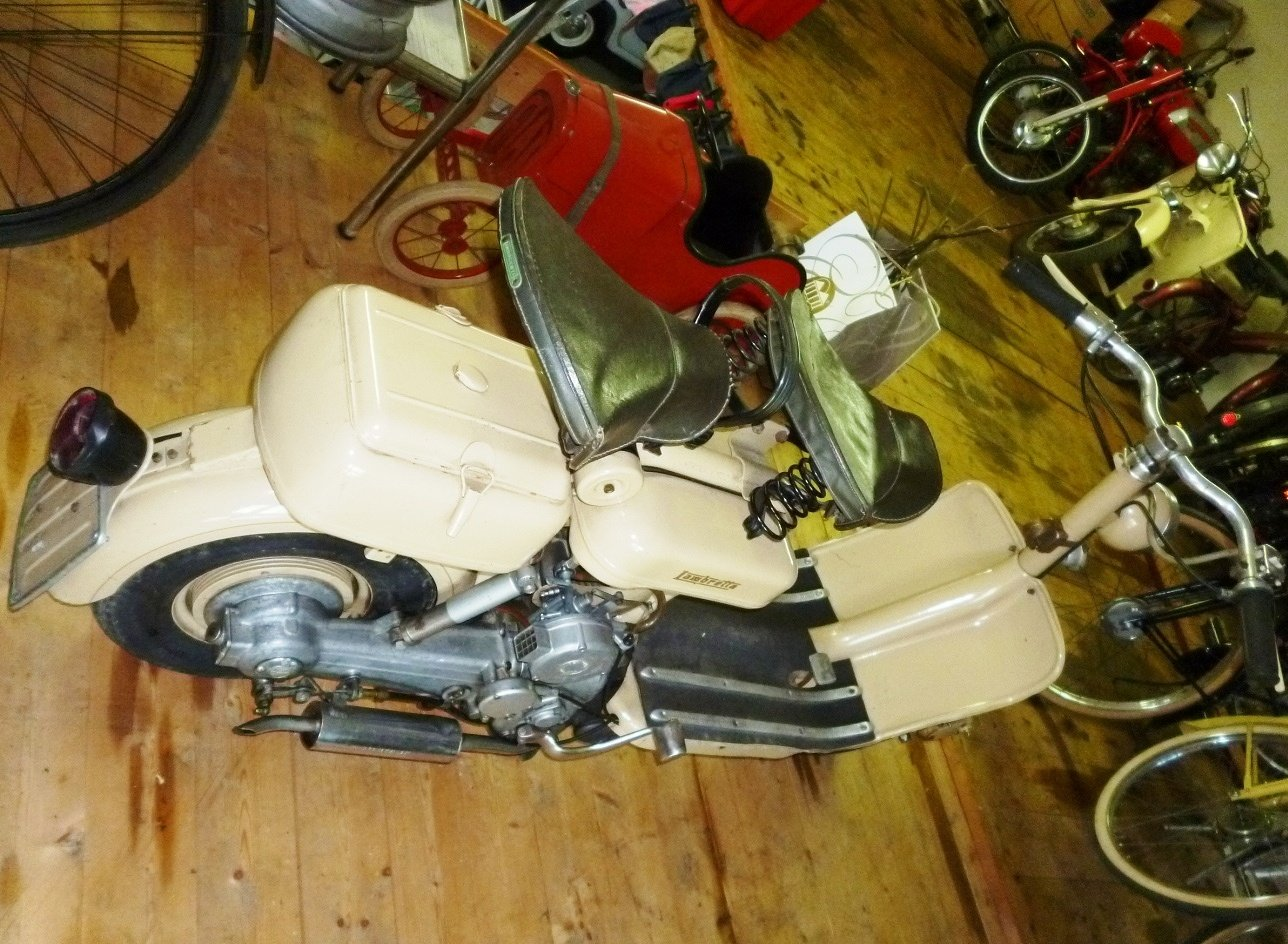 1955 Lambretta 150 D For Sale (picture 6 of 6)