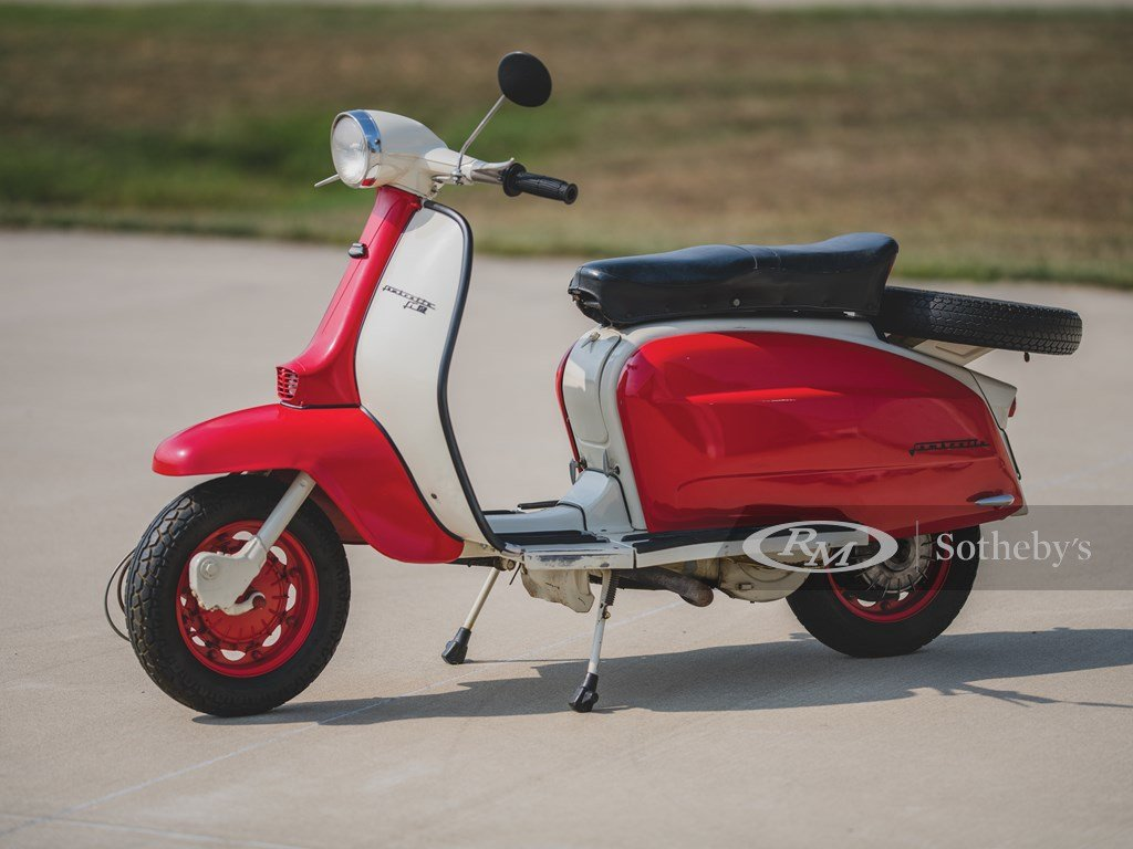 1963 Lambretta Li 150 Series III  For Sale by Auction (picture 1 of 6)