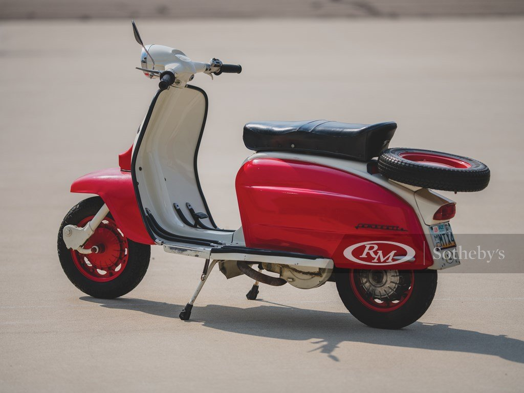 1963 Lambretta Li 150 Series III  For Sale by Auction (picture 2 of 6)