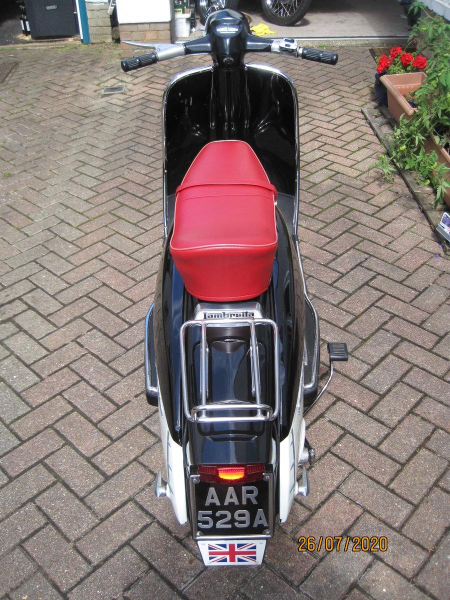 1963 Lambretta For Sale (picture 6 of 6)